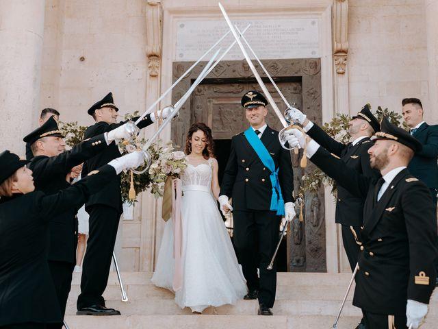 Il matrimonio di Rossella e Francesco a Fasano, Brindisi 43