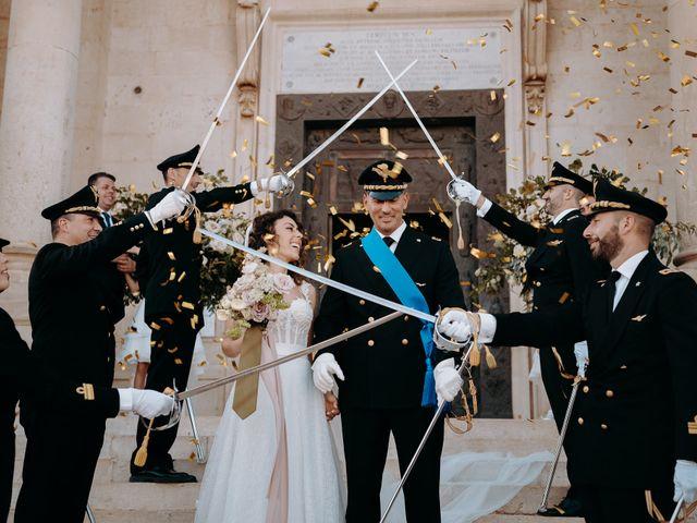 Il matrimonio di Rossella e Francesco a Fasano, Brindisi 44