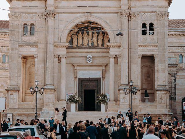 Il matrimonio di Rossella e Francesco a Fasano, Brindisi 45