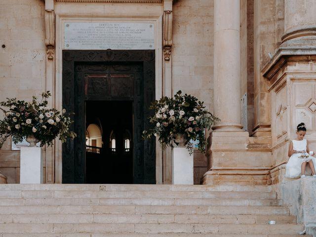 Il matrimonio di Rossella e Francesco a Fasano, Brindisi 46
