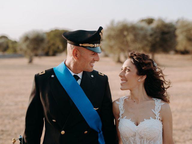 Il matrimonio di Rossella e Francesco a Fasano, Brindisi 48