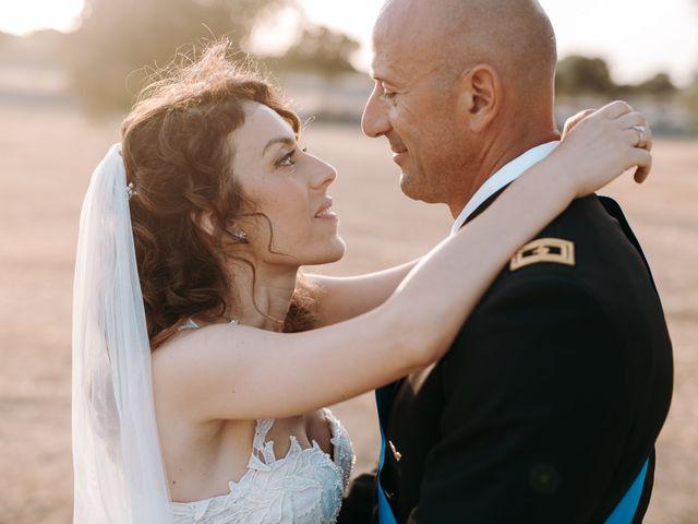 Il matrimonio di Rossella e Francesco a Fasano, Brindisi 51