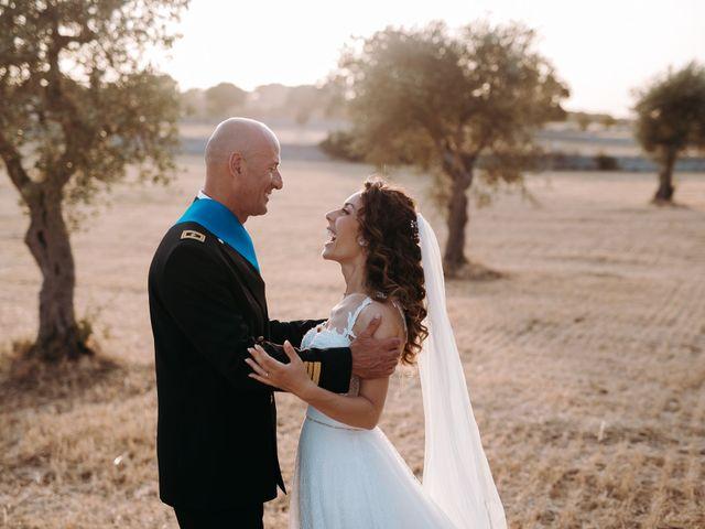 Il matrimonio di Rossella e Francesco a Fasano, Brindisi 53