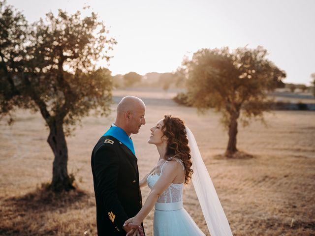 Il matrimonio di Rossella e Francesco a Fasano, Brindisi 54