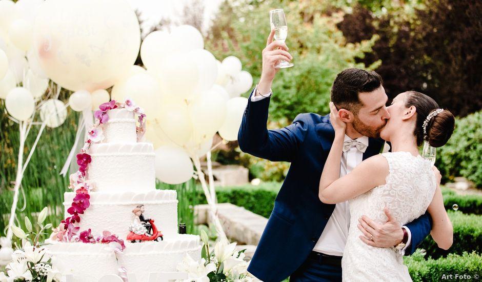 Il matrimonio di Davide e Simona a Torino, Torino