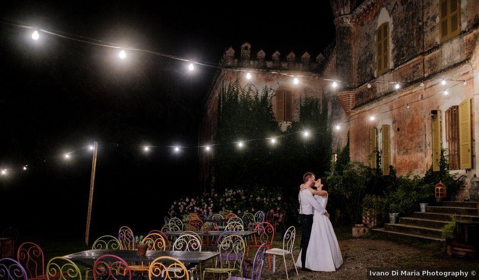 Il matrimonio di Damiano e Giusi a Stagno Lombardo, Cremona