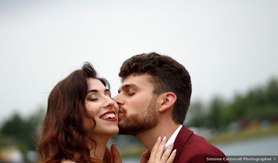 Il matrimonio di Davide e Michela a Novara, Novara