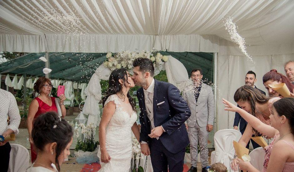 Il matrimonio di Manuel e Gina a Chignolo Po, Pavia