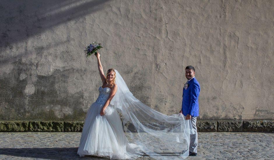 Il matrimonio di Alessio e Sabrina a Talla, Arezzo