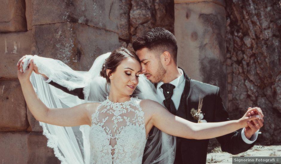 Il matrimonio di Andrea e Federica a Patti, Messina