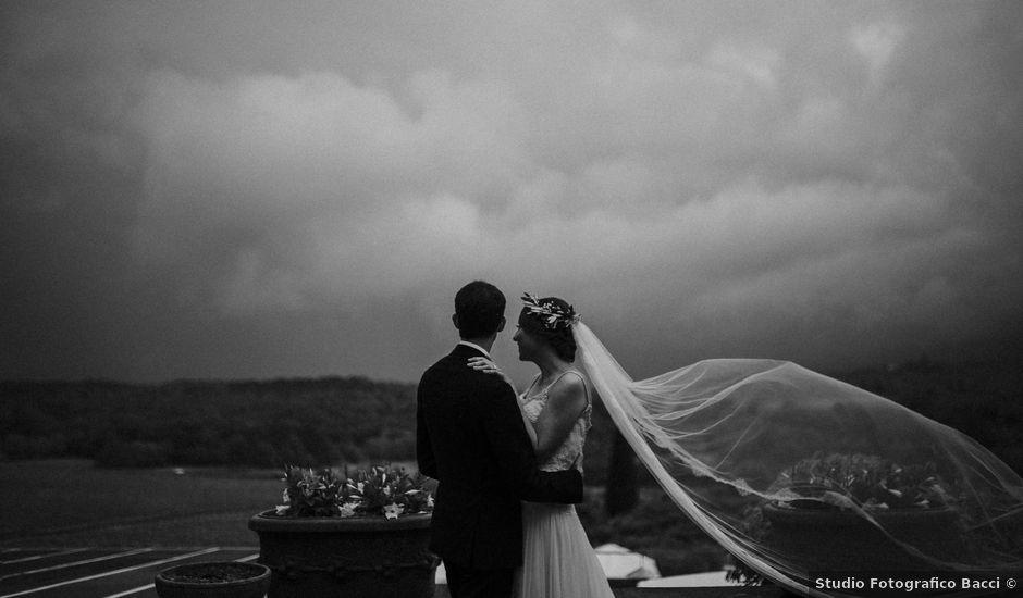Il matrimonio di Raffaello e Sarah a Firenze, Firenze