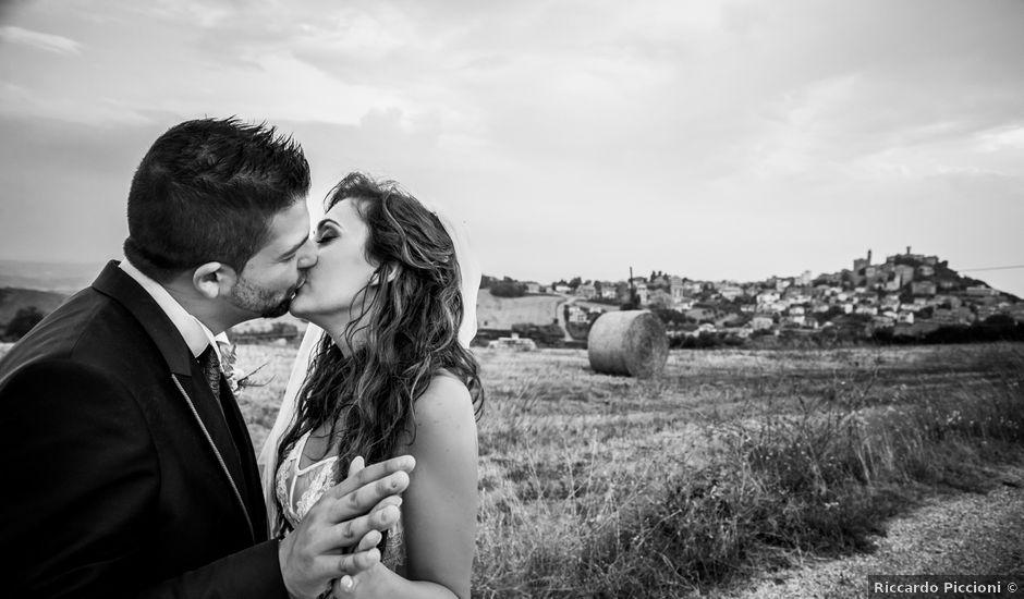 Il matrimonio di Diana e Alessandro a Martinsicuro, Teramo