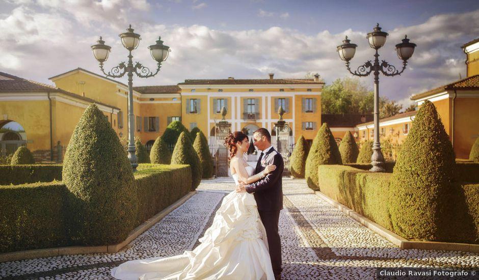 Il matrimonio di Andrea e Monica a Inzago, Milano