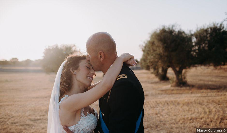 Il matrimonio di Rossella e Francesco a Fasano, Brindisi