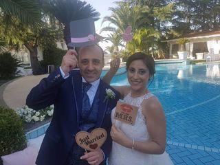 Le nozze di Amelia e Donato