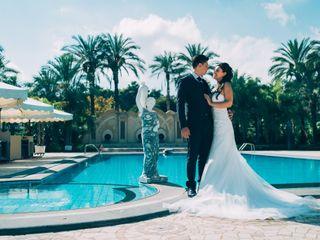 Le nozze di Federica e Nunzio