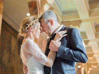 Le nozze di Elena e Claudio