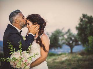 Le nozze di Alessandro e Monica
