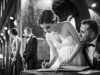 Le nozze di Iuliana e Alessio 1