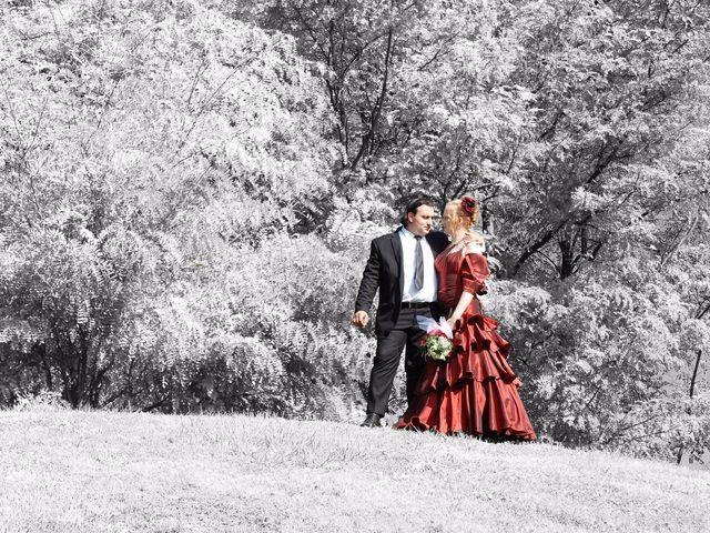 le nozze di Ana e Matteo