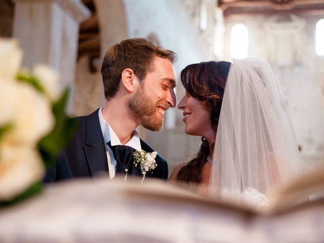 Il matrimonio di Danilo e Nancy a Serramonacesca, Pescara 18