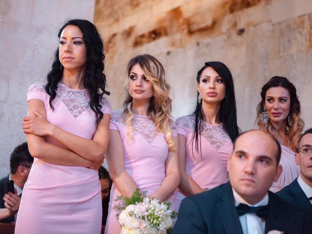 Il matrimonio di Danilo e Nancy a Serramonacesca, Pescara 19