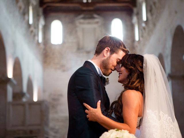 Il matrimonio di Danilo e Nancy a Serramonacesca, Pescara 21