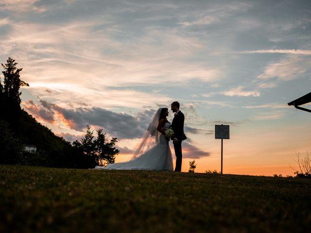 Il matrimonio di Danilo e Nancy a Serramonacesca, Pescara 24