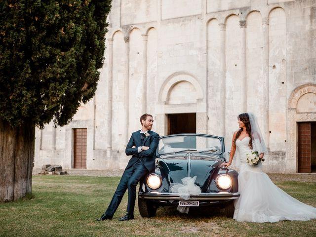 Il matrimonio di Danilo e Nancy a Serramonacesca, Pescara 25