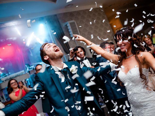 Il matrimonio di Danilo e Nancy a Serramonacesca, Pescara 2