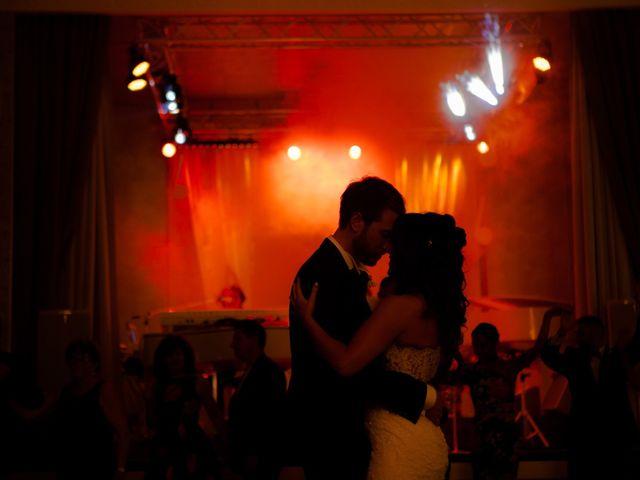 Il matrimonio di Danilo e Nancy a Serramonacesca, Pescara 30