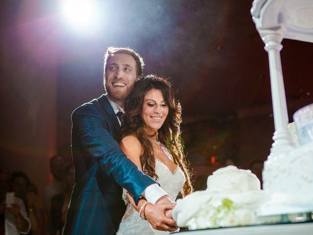 Il matrimonio di Danilo e Nancy a Serramonacesca, Pescara 33