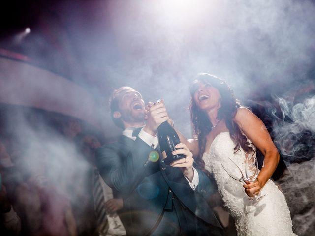 Il matrimonio di Danilo e Nancy a Serramonacesca, Pescara 34