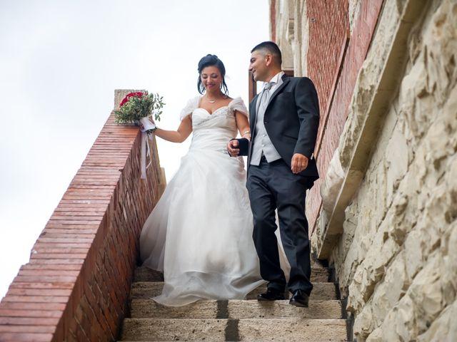 le nozze di Giovanna e Biagio