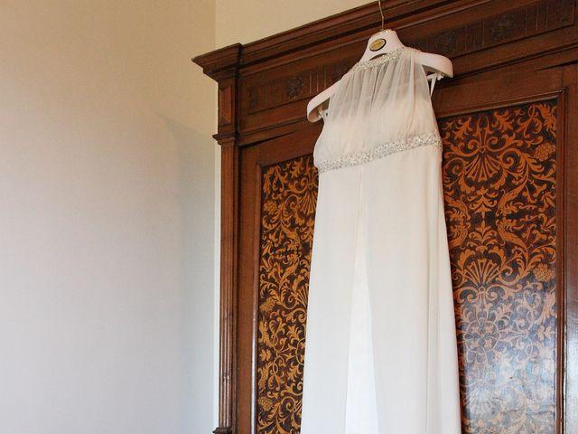 Il matrimonio di Rocco e Zaira a Chiusi, Siena 5