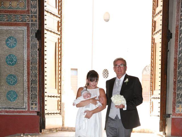 Il matrimonio di Rocco e Zaira a Chiusi, Siena 9