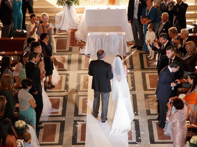 Il matrimonio di Rocco e Zaira a Chiusi, Siena 10