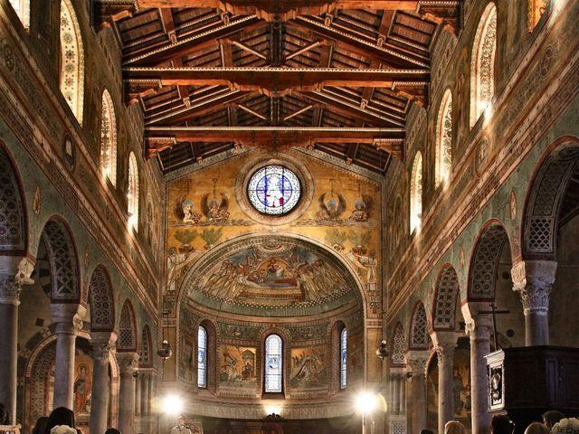 Il matrimonio di Rocco e Zaira a Chiusi, Siena 11