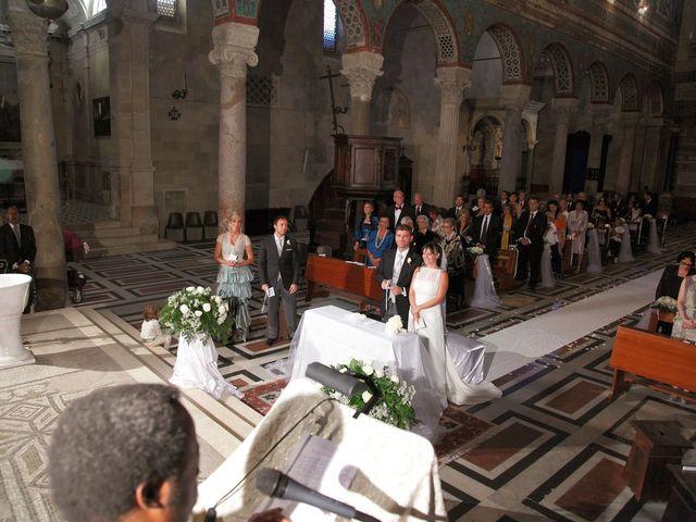 Il matrimonio di Rocco e Zaira a Chiusi, Siena 12