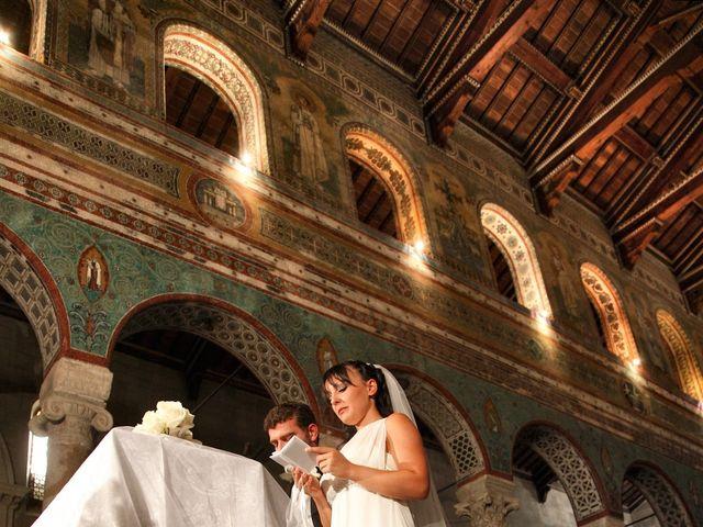 Il matrimonio di Rocco e Zaira a Chiusi, Siena 13