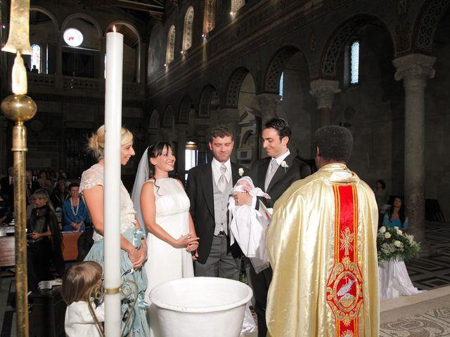 Il matrimonio di Rocco e Zaira a Chiusi, Siena 14