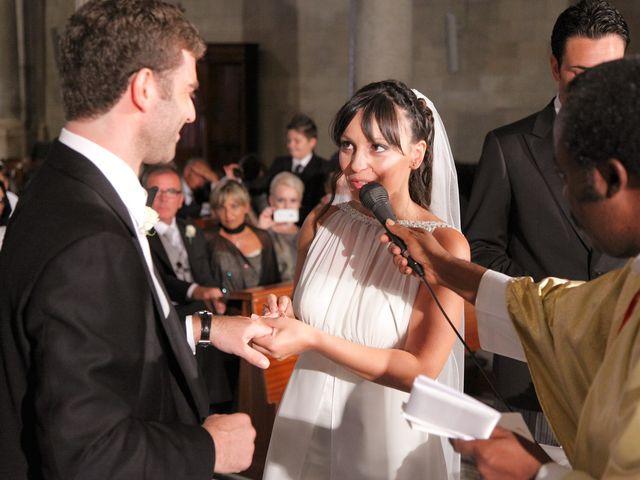 Il matrimonio di Rocco e Zaira a Chiusi, Siena 15