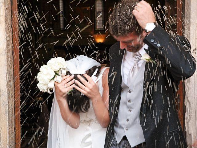Il matrimonio di Rocco e Zaira a Chiusi, Siena 17