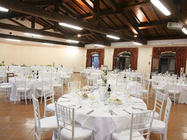 Il matrimonio di Rocco e Zaira a Chiusi, Siena 19