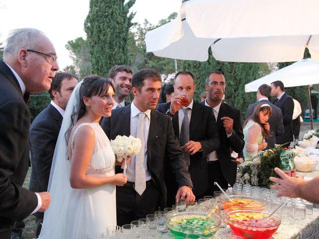 Il matrimonio di Rocco e Zaira a Chiusi, Siena 20