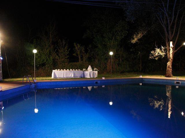 Il matrimonio di Rocco e Zaira a Chiusi, Siena 22