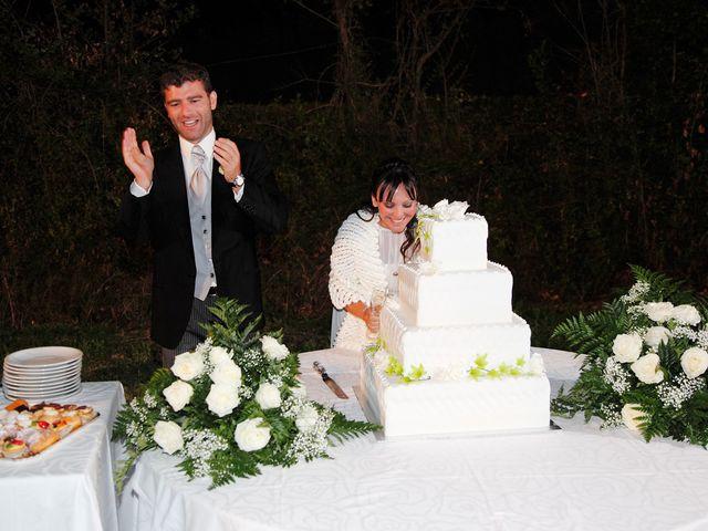 Il matrimonio di Rocco e Zaira a Chiusi, Siena 24