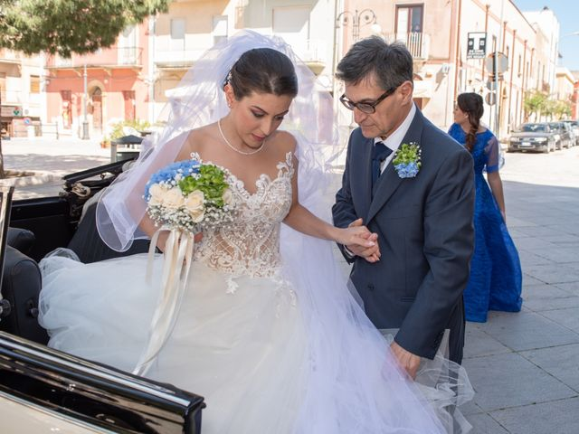 Il matrimonio di Giangaspare e Sara a Trapani, Trapani 13