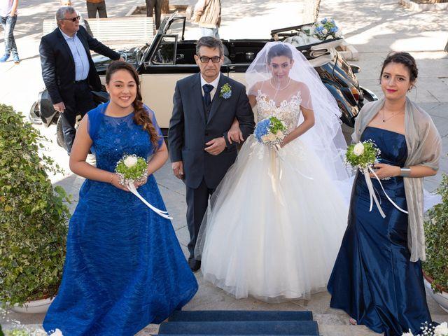 Il matrimonio di Giangaspare e Sara a Trapani, Trapani 14