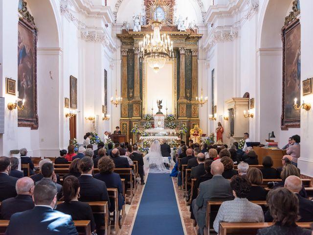 Il matrimonio di Giangaspare e Sara a Trapani, Trapani 16